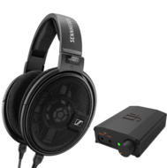 Pachete PROMO Casti si AMP Sennheiser HD 660 + iFi Audio Nano iDSD BlackSennheiser HD 660 + iFi Audio Nano iDSD Black