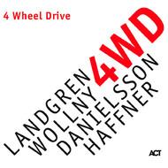 Muzica CD CD ACT Nils Landgren: 4 Wheel DriveCD ACT Nils Landgren: 4 Wheel Drive