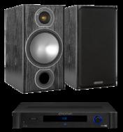 Pachete PROMO STEREO Monitor Audio Bronze 2 + Emotiva BasX TA-100Monitor Audio Bronze 2 + Emotiva BasX TA-100