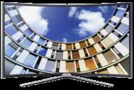 Televizoare  TV Samsung UE-49M6302 , Negru, Curbat, Quad-Core, Full HD, 123 cm TV Samsung UE-49M6302 , Negru, Curbat, Quad-Core, Full HD, 123 cm