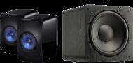 Pachete PROMO STEREO Pachet PROMO KEF LS50 Wireless + SVS SB-1000Pachet PROMO KEF LS50 Wireless + SVS SB-1000