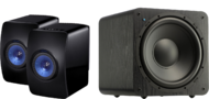 Pachete PROMO STEREO KEF LS50 Wireless + SVS SB-1000KEF LS50 Wireless + SVS SB-1000
