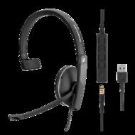 Casti Callcenter / Office Casti Sennheiser SC 135 USBCasti Sennheiser SC 135 USB