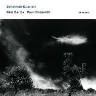 Muzica CD CD ECM Records Zehetmair Quartett - Bela Bartok, Paul HindemithCD ECM Records Zehetmair Quartett - Bela Bartok, Paul Hindemith