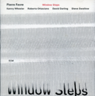 Muzica CD CD ECM Records Pierre Favre: Window StepsCD ECM Records Pierre Favre: Window Steps
