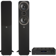 Pachete PROMO STEREO Q Acoustics 3050i + Cambridge Audio Topaz SR20Q Acoustics 3050i + Cambridge Audio Topaz SR20