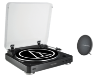 Pick-up Pickup Audio-Technica AT-LP60 SPBT pachet cu boxa bluetoothPickup Audio-Technica AT-LP60 SPBT pachet cu boxa bluetooth