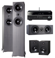 Pachete PROMO SURROUND Pachet PROMO Cambridge Audio SX80 5.0 pack + Yamaha RX-V481Pachet PROMO Cambridge Audio SX80 5.0 pack + Yamaha RX-V481