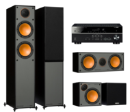 Pachete PROMO SURROUND Pachet PROMO Monitor Audio Monitor 200 pachet 5.0 + Yamaha RX-V483Pachet PROMO Monitor Audio Monitor 200 pachet 5.0 + Yamaha RX-V483