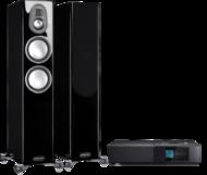 Pachete PROMO STEREO Pachet PROMO Monitor Audio Gold 200 (5G) + Naim Uniti NovaPachet PROMO Monitor Audio Gold 200 (5G) + Naim Uniti Nova