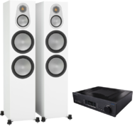 Pachete PROMO STEREO Monitor Audio Silver 500 + Cambridge Audio 851AMonitor Audio Silver 500 + Cambridge Audio 851A