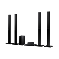 Home Cinema  Sistem Home Cinema Samsung HT-J5150 cu Blu-ray, 5.1 Canale, 1000 W Sistem Home Cinema Samsung HT-J5150 cu Blu-ray, 5.1 Canale, 1000 W