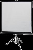 Ecrane de proiectie Ecran proiectie QWERTY Ecran tripod 200 x 200cmEcran proiectie QWERTY Ecran tripod 200 x 200cm