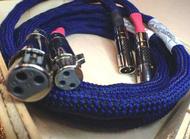 Cabluri audio Cablu A Charlin XLR Blue 2100 MK IICablu A Charlin XLR Blue 2100 MK II