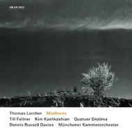 Muzica CD CD ECM Records Kim Kashkashian, Till Fellner - Thomas Larcher: MadharesCD ECM Records Kim Kashkashian, Till Fellner - Thomas Larcher: Madhares