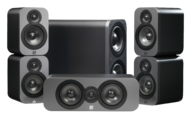 Pachete PROMO SURROUND Pachet PROMO Q Acoustics 3000 Cinema PackPachet PROMO Q Acoustics 3000 Cinema Pack