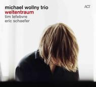 Viniluri VINIL ACT Michael Wollny Trio: WeltentraumVINIL ACT Michael Wollny Trio: Weltentraum
