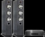 Pachete PROMO STEREO Pachet PROMO Monitor Audio Bronze 6 + Cambridge Audio CXA60Pachet PROMO Monitor Audio Bronze 6 + Cambridge Audio CXA60
