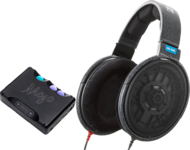 Pachete PROMO Casti si AMP Sennheiser HD 600 + Chord MojoSennheiser HD 600 + Chord Mojo