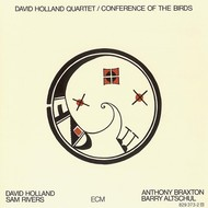 Muzica CD CD ECM Records Dave Holland Quartet: Conference Of The BirdsCD ECM Records Dave Holland Quartet: Conference Of The Birds