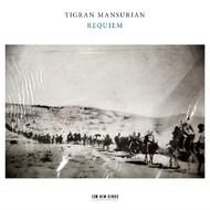 Muzica CD CD ECM Records Tigran Mansurian: RequiemCD ECM Records Tigran Mansurian: Requiem
