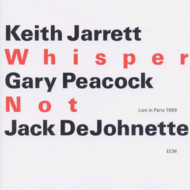 Muzica CD CD ECM Records Keith Jarrett Trio: Whisper NotCD ECM Records Keith Jarrett Trio: Whisper Not