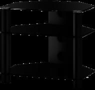 Rack-uri HiFi  Rack HiFi Sonorous - RX 2130-B-BLK Rack HiFi Sonorous - RX 2130-B-BLK