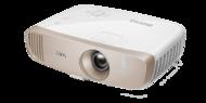 Videoproiectoare Videoproiector BenQ W2000W cu kit wireless inclus + Ecran proiectie BenQ Ecran proiectie manual 160 x 120 cm  cadou!Videoproiector BenQ W2000W cu kit wireless inclus + Ecran proiectie BenQ Ecran proiectie manual 160 x 120 cm  cadou!
