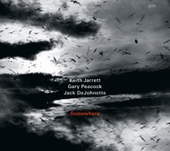 Muzica CD CD ECM Records Keith Jarrett, Gary Peacock, Jack DeJohnette: SomewhereCD ECM Records Keith Jarrett, Gary Peacock, Jack DeJohnette: Somewhere