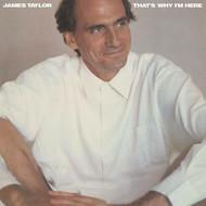 Viniluri VINIL Universal Records James Taylor - Thats Why Im HereVINIL Universal Records James Taylor - Thats Why Im Here