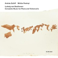 Muzica CD CD ECM Records Andras Schiff / Miklos Perenyi - Beethoven: Complete Music For Piano And VioloncelloCD ECM Records Andras Schiff / Miklos Perenyi - Beethoven: Complete Music For Piano And Violoncello