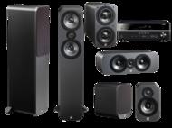 Pachete PROMO SURROUND Pachet PROMO Q Acoustics 3050 5.1 pack + Yamaha RX-V483Pachet PROMO Q Acoustics 3050 5.1 pack + Yamaha RX-V483