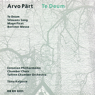 Muzica CD CD ECM Records Arvo Part: Te DeumCD ECM Records Arvo Part: Te Deum
