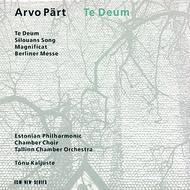 Muzica CD CD ECM Records Arvo Part: Te DeumCD ECM Records Arvo Part: Te Deum