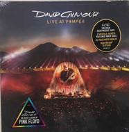 Viniluri VINIL Universal Records DAVID GILMOUR - LIVE AT POMPEIIVINIL Universal Records DAVID GILMOUR - LIVE AT POMPEII