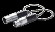 Cabluri audio Cablu Naim Super Lumina Interconnect Balansat XLR - XLR 1.5mCablu Naim Super Lumina Interconnect Balansat XLR - XLR 1.5m