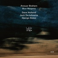 Muzica CD CD ECM Records Anouar Brahem: Blue MaqamsCD ECM Records Anouar Brahem: Blue Maqams