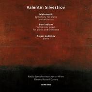 Muzica CD CD ECM Records Valentin Silvestrov: Metamusik / PostludiumCD ECM Records Valentin Silvestrov: Metamusik / Postludium
