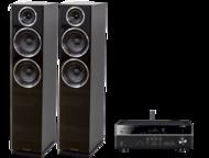 Pachete PROMO STEREO Wharfedale Diamond 230 + Yamaha RX-V481Wharfedale Diamond 230 + Yamaha RX-V481