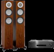 Pachete PROMO STEREO Pachet PROMO Monitor Audio Silver 200 + Cambridge Audio CXA60Pachet PROMO Monitor Audio Silver 200 + Cambridge Audio CXA60