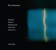 Muzica CD CD ECM Records Duo Gazzana: Schnittke/Poulenc/SilvestrovCD ECM Records Duo Gazzana: Schnittke/Poulenc/Silvestrov