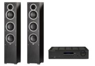 Pachete PROMO STEREO Elac Debut F6  + Cambridge Audio Topaz SR20Elac Debut F6  + Cambridge Audio Topaz SR20