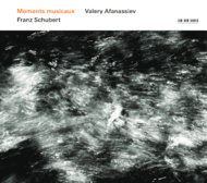 Muzica CD CD ECM Records Afanassiev - Schubert: Moments musicauxCD ECM Records Afanassiev - Schubert: Moments musicaux