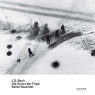 Muzica CD CD ECM Records Keller Quartett - Bach: Die Kunst Die FugueCD ECM Records Keller Quartett - Bach: Die Kunst Die Fugue