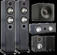Pachete PROMO SURROUND Pachet PROMO Monitor Audio Bronze 5 pachet 5.1Pachet PROMO Monitor Audio Bronze 5 pachet 5.1