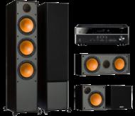 Pachete PROMO SURROUND Pachet PROMO Monitor Audio Monitor 300 pachet 5.0 + Yamaha RX-V483Pachet PROMO Monitor Audio Monitor 300 pachet 5.0 + Yamaha RX-V483