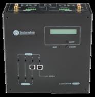 Amplificatoare de putere Amplificator Systemline SN1100 Net AmpAmplificator Systemline SN1100 Net Amp