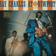Viniluri VINIL Universal Records Ray Charles-At Newport (180gVINIL Universal Records Ray Charles-At Newport (180g