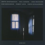 Muzica CD CD ECM Records Kim Kashkashian, Robert Levin - Shostakovich, Chihara, BouchardCD ECM Records Kim Kashkashian, Robert Levin - Shostakovich, Chihara, Bouchard
