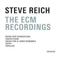 Muzica CD CD ECM Records Steve Reich: The ECM Records (3 CD-Box)CD ECM Records Steve Reich: The ECM Records (3 CD-Box)